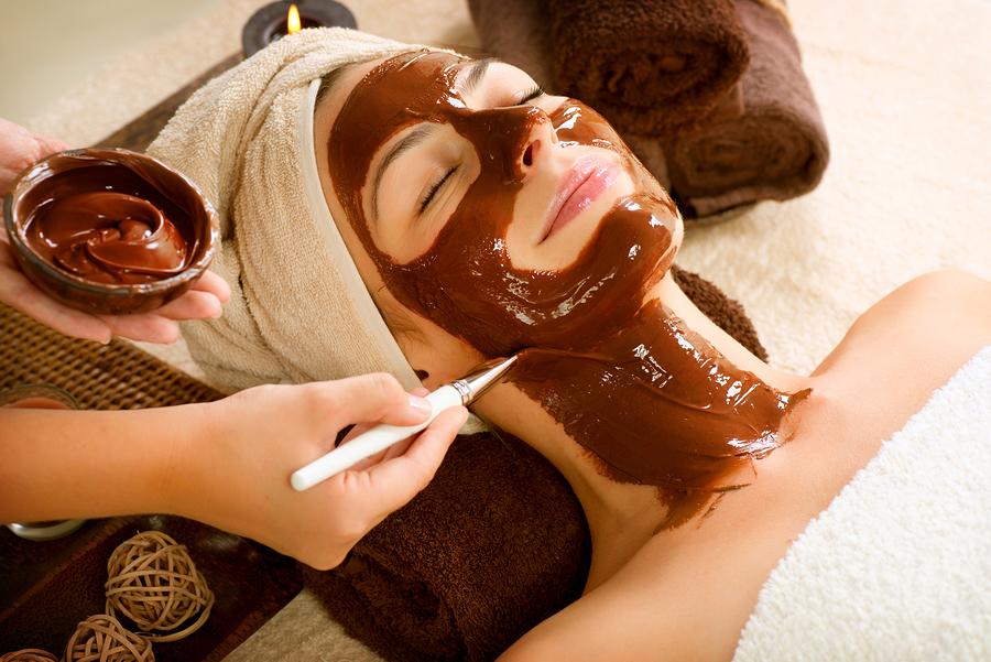 mặt nạ Chocolate