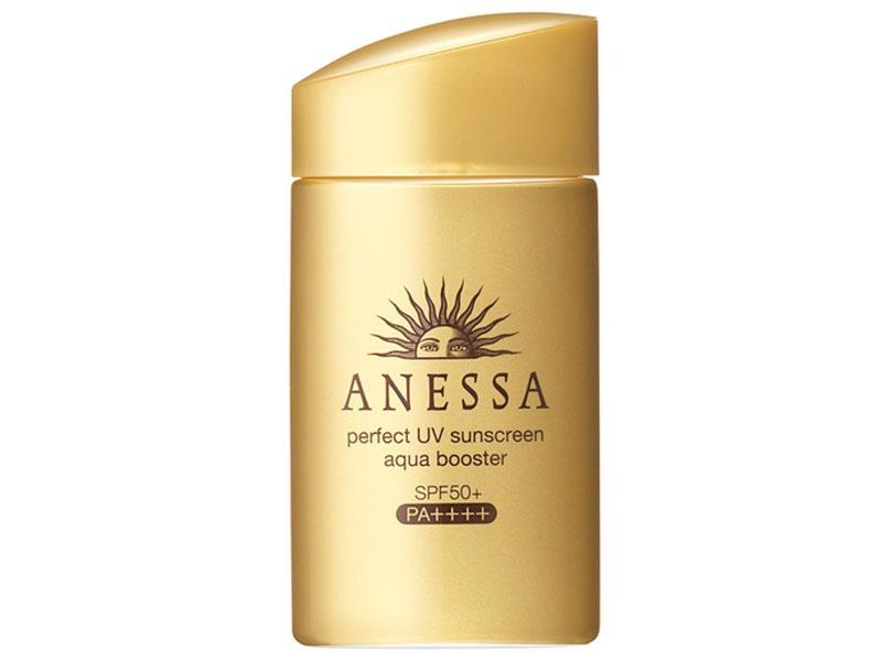 Review Kem Chống Nắng Shiseido Anessa Perfect UV Aqua Booster Mild