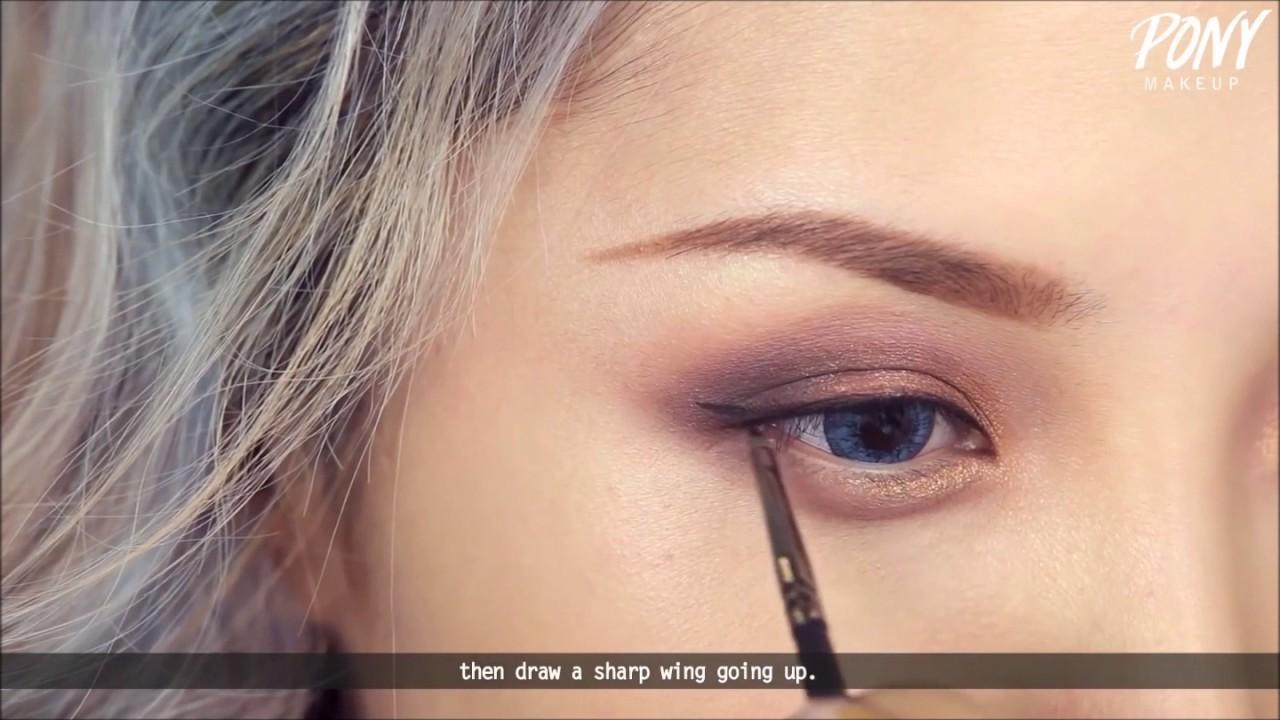 Kẻ mắt nước dạng viết chì vặn