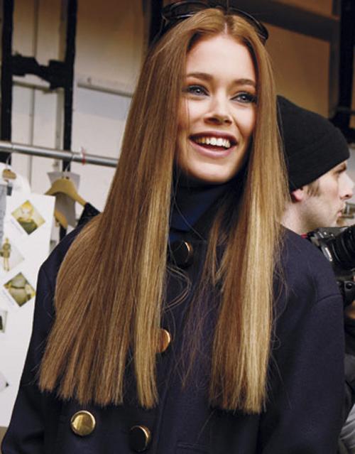 Kiểu tóc này khiến mùa đông ấm áp hơn đấy