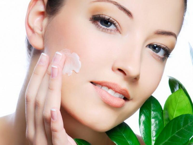 Trà xanh là thành phần rất tốt trong kem dưỡng cho da nhờn