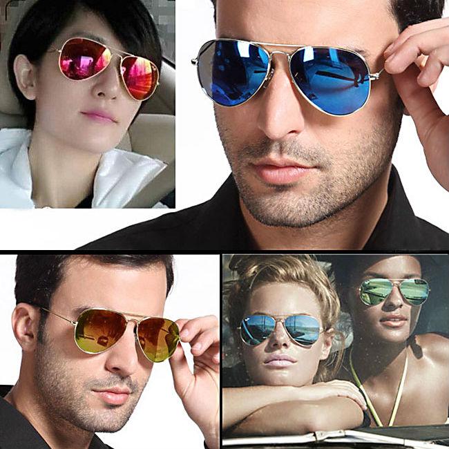 Màu sắc kính bạn chọn cũng có thể thể hiện lên cá tính của bạn nữa đấy