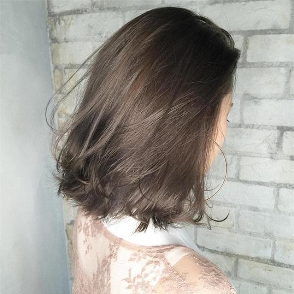 Chọn màu nhuộm hợp với tóc nguyên thủy
