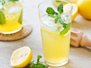 Uống Nước Chanh Giảm Cân Đúng Cách Hiệu Quả