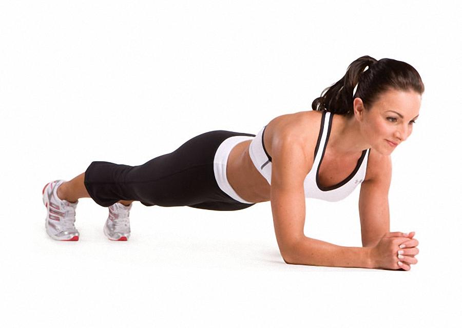 Bài tập chống đẩy giúp giảm mỡ thừa cánh tay
